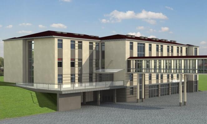 Szpital Bochnia
